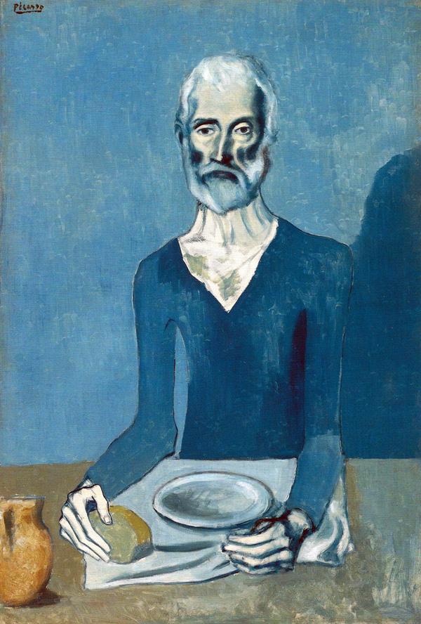 Pablo-Picasso_L-Ascete-1903