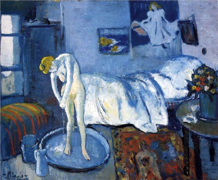 Pablo-Picasso_La-chambre-bleue_1901