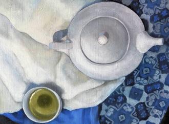 Первый чай