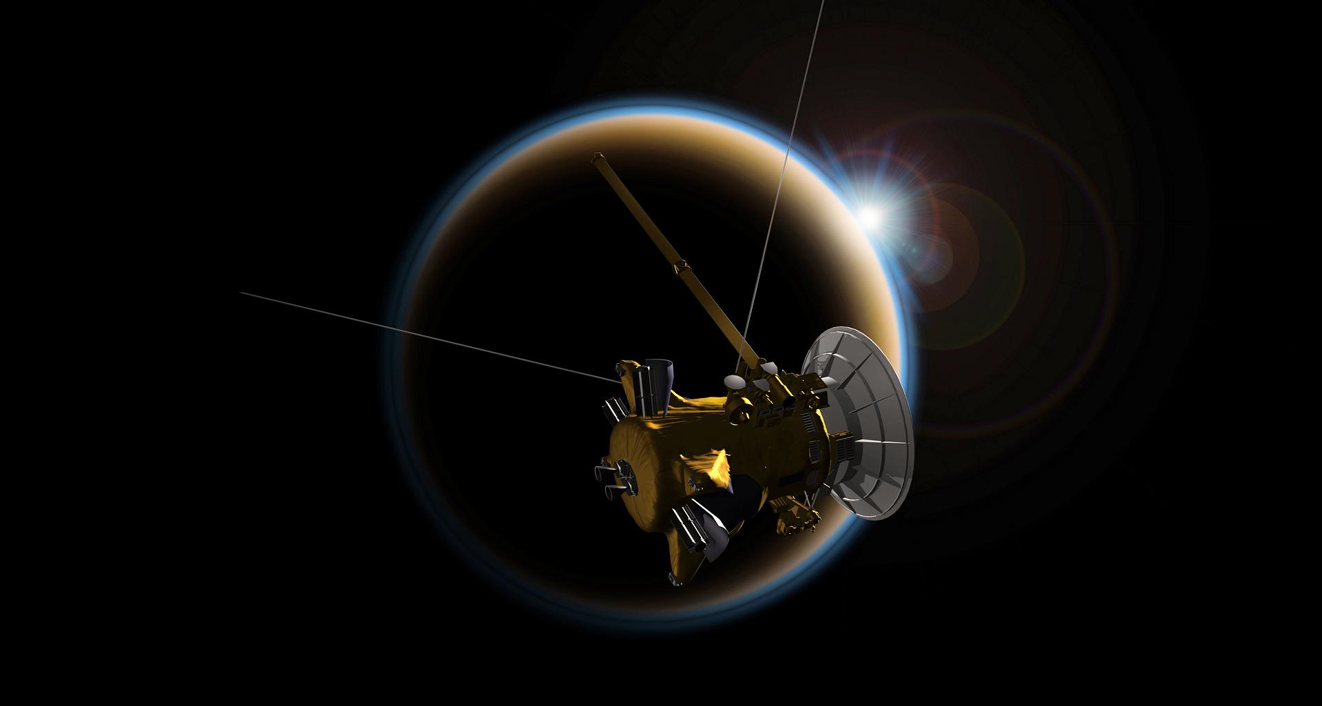 Cassini orbiter_1920