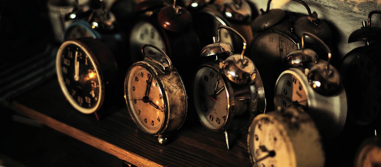 История ночных часов (с субботы на)