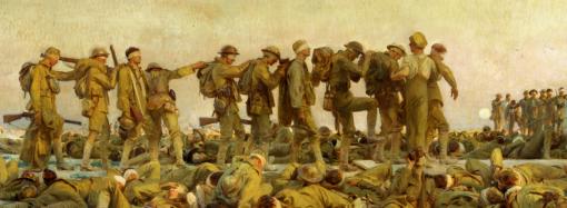 Иприт и накрыло (1918-й)