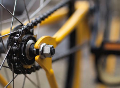 Рождение велосипеда в конце марта в электричке «Фили — Трёхгорка»